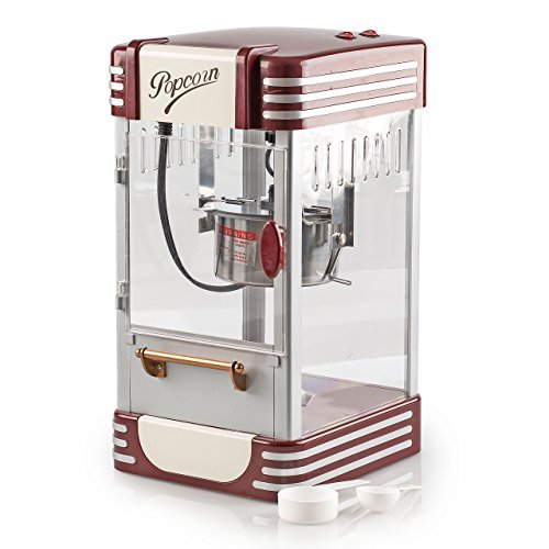 pajoma 44933 popcornmaschine happy mit kessel - Pajoma 44933 Popcornmaschine Happy mit Kessel