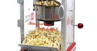 Salco Popcorn Maker Popcornmaschine SNP 27CC 310 Rot 310x165 - Salco Popcorn Maker, Popcornmaschine SNP-27CC, 310, Rot