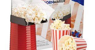 Global Gourmet Popcorngeraet 1200W Gourmet Popcorn Maschine Bestes Popcorngeraet 310x165 - Global Gourmet Popcorngerät 1200W | Gourmet-Popcorn-Maschine | Bestes Popcorngerät - fettfrei und gesund