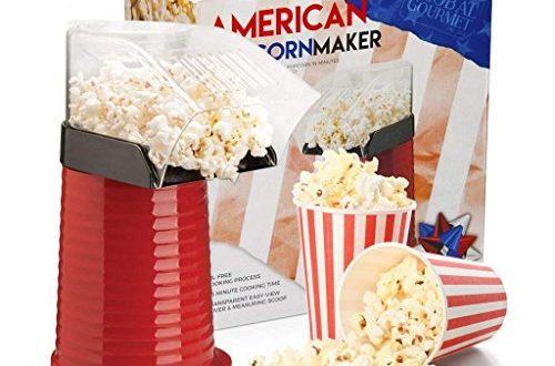 Global Gourmet Popcorngeraet 1200W Gourmet Popcorn Maschine Bestes Popcorngeraet 500x330 - Global Gourmet Popcorngerät 1200W | Gourmet-Popcorn-Maschine | Bestes Popcorngerät - fettfrei und gesund