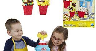 Play Doh Popcornmaschine mit 6 Dosen Play Doh Knete ab 3 Jahren 310x165 - Play-Doh Popcornmaschine mit 6 Dosen Play-Doh Knete, ab 3 Jahren