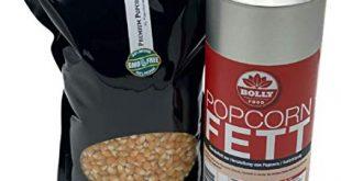 Popcornset Popcorn Fett Popcorn Oel 1 Liter feines Butteraroma halbfluessig 310x165 - Popcornset Popcorn Fett Popcorn Öl 1 Liter feines Butteraroma halbflüssig top Angebot plus 1 Kg Premium Kinopopcorn